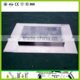 4mm -16mm polycarbonate sheets Skylight/Roof Skylight/Glass Canopy Supplier