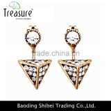 2016 spring wholesale latest fashinable model earring jewelry