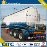 CITC BRAND dry bulk items used cement tanker semi truck trailers, bulk powder material tanker