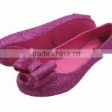 Guangzhou Factory Jelly Wedege Shoes