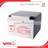 12v 200AH GEL Deep cycle solar battery CE& ISO14001                                                                         Quality Choice