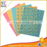 Custom printed gift wrap kraft tissue paper /color paper                                                                         Quality Choice