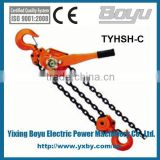 Stringing Equipment Chain lever hoist