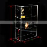 Acrylic Display box case sliding door wall mount diecast collectibles