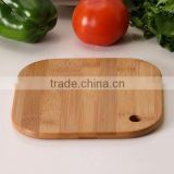 Bamboo favor cutting board disposable baguette board