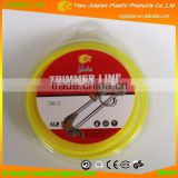 Trimmer line 1LB Cutting grass String Nylon Grass Trimmer Line With Packing in Donuts Blister