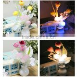 Flower sensor multi-color free sample night light bulb led                                                                         Quality Choice