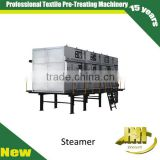 textile prints steamer machine