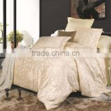 BSCI factory supplied home textile/ Jacquard Bedding Set/ Duvet Cover Set/ Quilt Cover Set