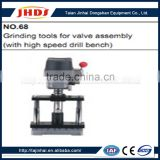 JHDS injector grinding tools for valve assembly