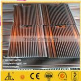 WOW!!!Hot selling guangzhou aluminium ingot for aluminum led profiles ,A32 Stock aluminum extrusion profile aluminum heatsink
