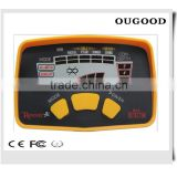 Lcd display deep long range gold locator, Coil cover for treasure metal detector, Gold mining equipments