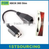 AC Power Supply Transfer Cable Adapter Converter For Microsoft Xbox 360 Slim