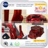 China manufacture high quality paint powder candy red powder coating used in paint automotive with trade assurance
