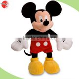 New design and best quality soft baby Mickey Mouse Plush Toy