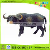 wild animal,toys animal. pvc buffalo-TE15070416