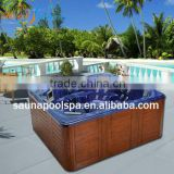 Garden Outdoor 6 persons whirlpool spa home hot tub outdoor Europe design for 6 persons family M-3340