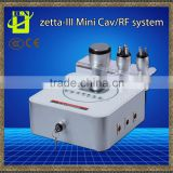Home Use 3 In 1 RF & Cavitation Slimming Machine Fast Cavitation Lose Weight Machine Mini Cavitation Fat Burning Equipment
