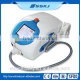 Safe diode laser 808nm hair removal machine with amazing cooling system!