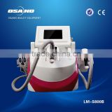 3 in 1 vacuum roller fat reduction& LLLT lipo laser & cellulite cryo therapy slimming beauty machine