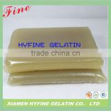 Industrial Animal Protein Glue for full-automatic Book Binding Board Packing Usage