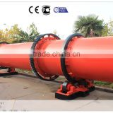 Shanghai Yuke Fly ash/Mineral Powder Rotary Dryer/Rotary Drum Dryer/Rotary Cyclinder Dryer