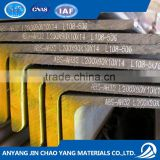 Flat bulb steel bar for shipbuilding