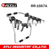 Atli new design RR1667A hitch bike carrier 3 bike trunk rack