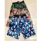 quick dry multi color polyester beach shorts stock