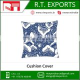 Natural Fibers Cotton Cushion Cover