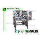 8KW Vertical Form Fill Seal Machine 120 Bags/min Compressed Air System
