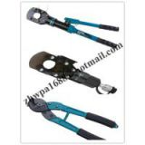 often sale Cable cutter with ratchet system,Cable scissors good in China