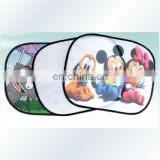 sublimation heat transfer blank car sunshade