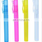 Top quality mini plastic spray perfume bottle for sale
