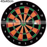 40cm Dia Safety Magnetic Darts Board For Kids