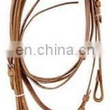 FANCY ENGRAVED LEATHER HEADSTALL