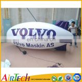 inflatable airship, inflatable zeppelin helium balloon, light helium balloon for sale