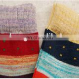 2015 Custom Fashion couple tube socks Professional Factory