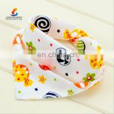 alibaba express Most popular promotional baby bibs bandana