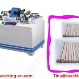 Automatic Wood Round Stick Making Machine for Sale