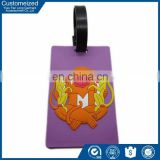 Professional Manufacture custom design printed thermal baggage tag