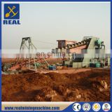 200m3/hr Multifunctional Dredger High efficient Bucket Chain Gold Dredger for sale