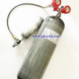 300n bar Fully Wrapped  Carbon Fiber Air  Cylinders