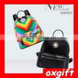 OXGIFT wholesale 50% price off woman bags wholesale students fashion waterproof backpack, backpack