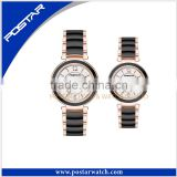 Valentine Brand Watches Fancy Items Ceramic Watch for Couple