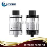 Wholesale Authentic IJOY Tornado Nano 4ml RTA with Top Filling System
