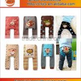 2015 New arrival Cartoon busha pp pants toddler warmer leggings