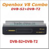 cloud ibox 4 Openbox v8 combo hd receiver combo DVB-S2 DVB-T2 with internet connection VS sunray sr4