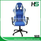 High quality best dxracer gaming blue PU leather chair for gamers                                                                         Quality Choice