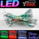 P-12mm Round WS2811 similar to WS2801 RGB led pixel module